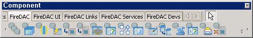 FireDAC components