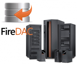 FireDAC connect to AS/400